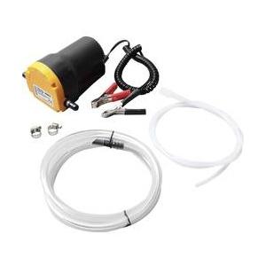 Ölabsaugpumpe Kunzer 7ESP01 Schwarz/Gelb