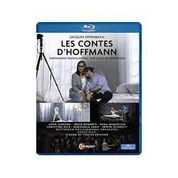Osborn/Roberts/Schrott/Rizzi/Rotterdam PO - Les Contes d'Hoffmann (Blu-ray)
