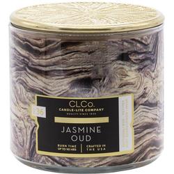 Candle-lite™ Duftkerze No. 36, CLCo - Holzdocht - Jasmine Oud (1-tlg)