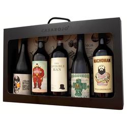 Casa Rojo   Wine Guru Geschenkset