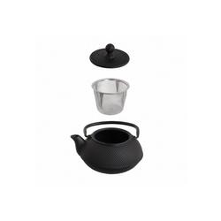LIVOO Wasser-/Teekocher LIVOO Teekanne Gusseisen gusseisernes Tee-Service Set MEN368