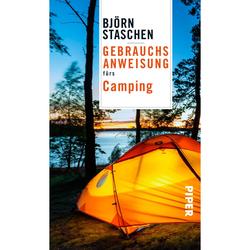 Gebrauchsanweisung fürs Camping - Rund ums Zelten