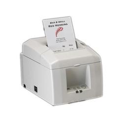 TSP-654II - Bon-Thermodrucker mit Abschneider, weiss