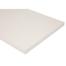 Styropor-Platte, 50 x 30 cm
