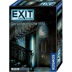 Kosmos Spiel, EXIT - Die unheimliche Villa, Made in Germany