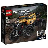 Lego Technic Allrad Xtreme-Geländewagen 42099