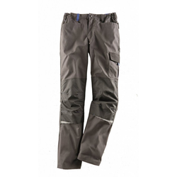 Terratrend Job Arbeitshose mit vielen Taschen grau 60
