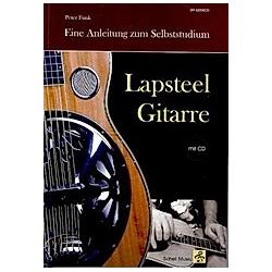 Lapsteel-Gitarre  m. Audio-CD. Peter Funk  - Buch