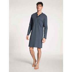 CALIDA Nachthemd Herren-Nachthemd (1-tlg) Made in Europe XXL = 8