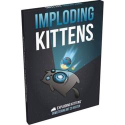 Asmodee Exploding Kittens - Imploding Kittens ASMD0018