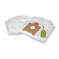 eVendix Staubsaugerbeutel Staubsaugerbeutel kompatibel mit Moulinex ACE 4.03, 10 Staubbeutel + 2 Mikro-Filter ähnlich wie Original Moulinex Staubsaugerbeutel CE 4, passend für Moulinex