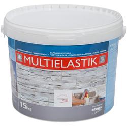 STEGU Kleber Multielastik Klebemörtel, M-ELA weiß