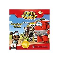Super Wings - Schnelllaufschuhe - Hörbuch