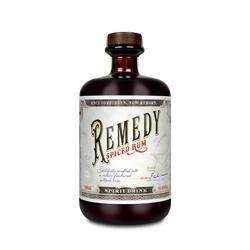 Remedy Spiced Rum 0,7L (41,5% Vol.)