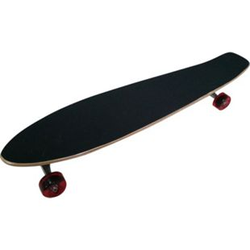 Longboard single kick deck 38,5''