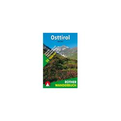 Rother Wanderbuch Osttirol Buchkategorie - Wanderbücher, Regionen - Tirol,