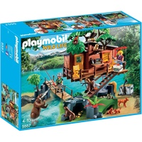 Playmobil Wild Life Abenteuer-Baumhaus (5557)