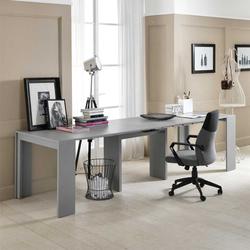 XL Tisch in Grau ausziehbar