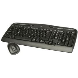 Logitech MK330 Wireless Combo Keyboard DE Set