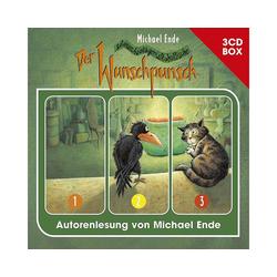 Universal Hörspiel CD Der Wunschpunsch (F1,2,3)(3 CDs)