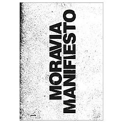 Moravia Manifesto - Buch