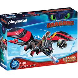 PLAYMOBIL® 70727 Dragon Hicks und Ohnezahn