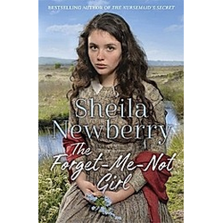 The Forget-Me-Not Girl. Sheila Newberry  - Buch