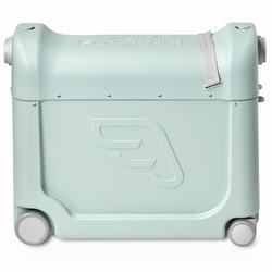 JetKids BedBox 4-Rollen Kindertrolley 36 cm grün