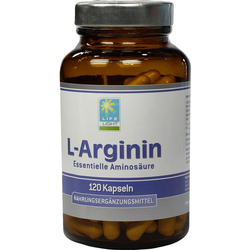L-Arginin 500 mg Kapseln