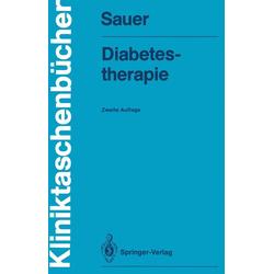 Diabetestherapie: eBook von Heinrich Sauer