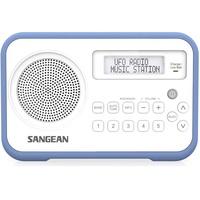 Sangean DPR-67 weiß/blau
