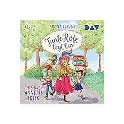Tante Rotz - 1 - Tante Rotz legt los - Hörbuch