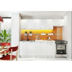 Küchenmöbel Alonso II Küchenblock Küchenzeile Schrank Elegant Küche-Set Design