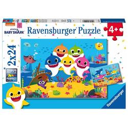 Baby Hai und seine Familie (Kinderpuzzle)