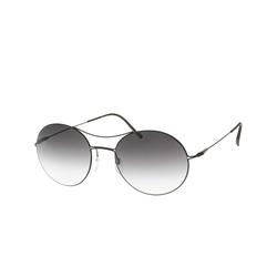Silhouette 8694/75 9040, Runde Sonnenbrille, Damen