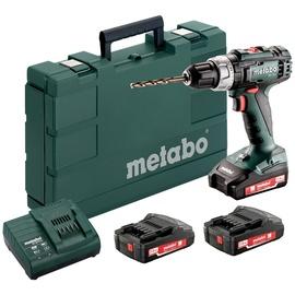 METABO BS 18 L Set (602321540)