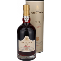 Graham's 20 Years old Tawny Grahams - Portwein, Madeira, Sherry & Co