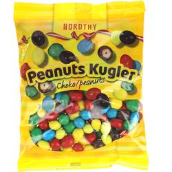 Nordthy Peanuts Kugler Choko/Peanuts 650g