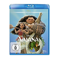 Vaiana - DVD  Filme