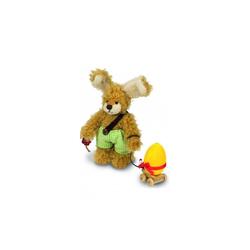 Teddy Hermann® Dekofigur Hasenjunge Stofftier 19 cm