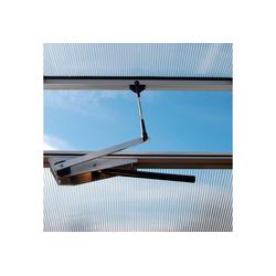 Beckmann Gewächshaus-Fensteröffner, 7 kg max. Hebekraft, für Tomaten-Gewächshaus Gr. 1