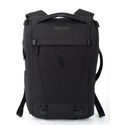 NITRO Freizeitrucksack Remote, Black