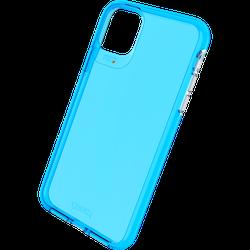 Apple iPhone 11 Pro Max Hülle Gear4 Blau Cover/Schale