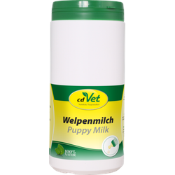 WELPENMILCH Pulver f.Hunde/Katzen/Nager 750 g