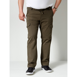 Cargohose Men Plus Oliv