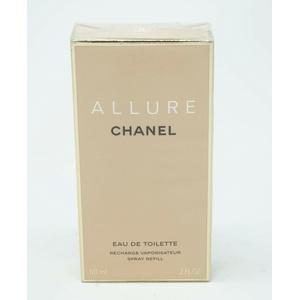 Chanel Allure Eau de Toilette Spray Refill 60 ml