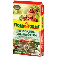 Floragard Bio Tomaten- und Gemüseerde 28 l