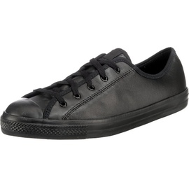 Converse Chuck Taylor All Star Dainty Low Top black/black/black 38