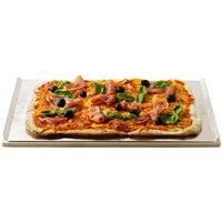 WEBER Pizzastein 44 x 30 cm mit Alublech 17059