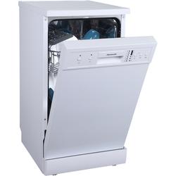 Hanseatic Standgeschirrspüler HG4585E97636W, 9 Maßgedecke E (A bis G) weiß Geschirrspüler SOFORT LIEFERBARE Haushaltsgeräte